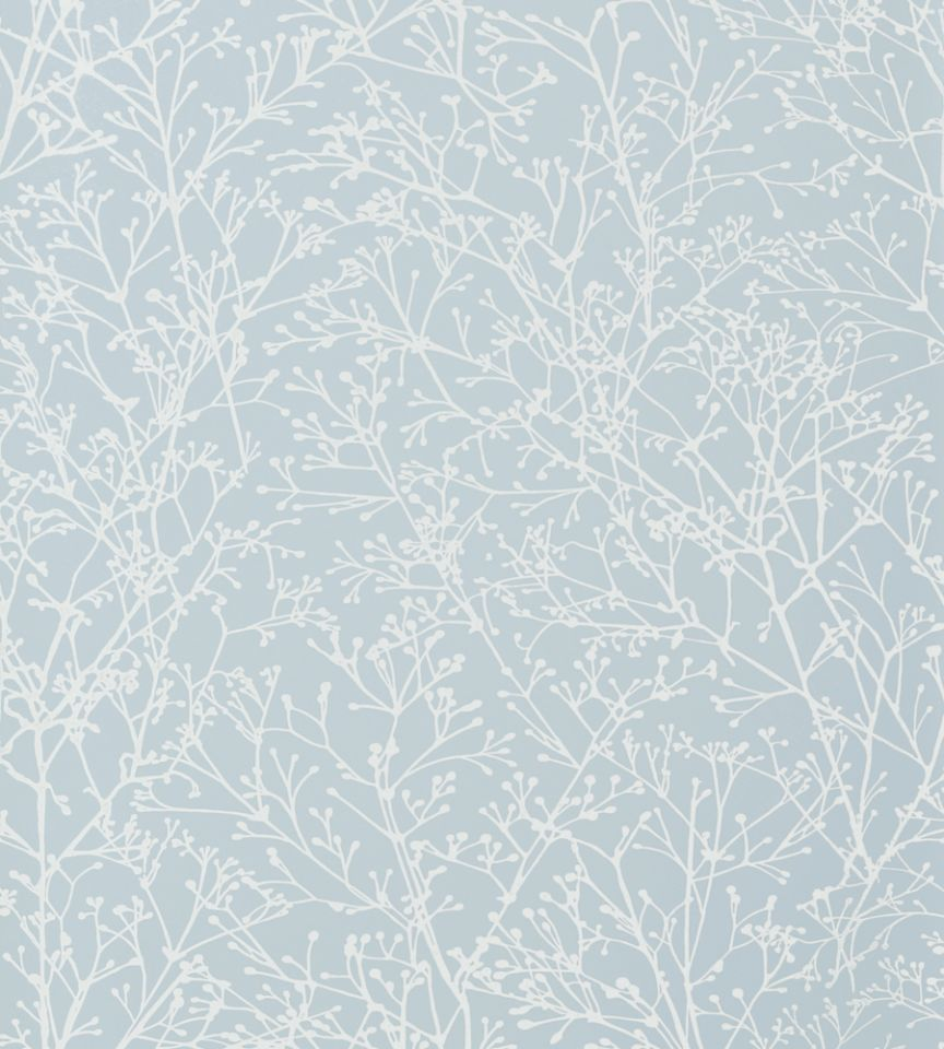 Zola Pale Blue Wallpaper Zola Wallpaper Anna French