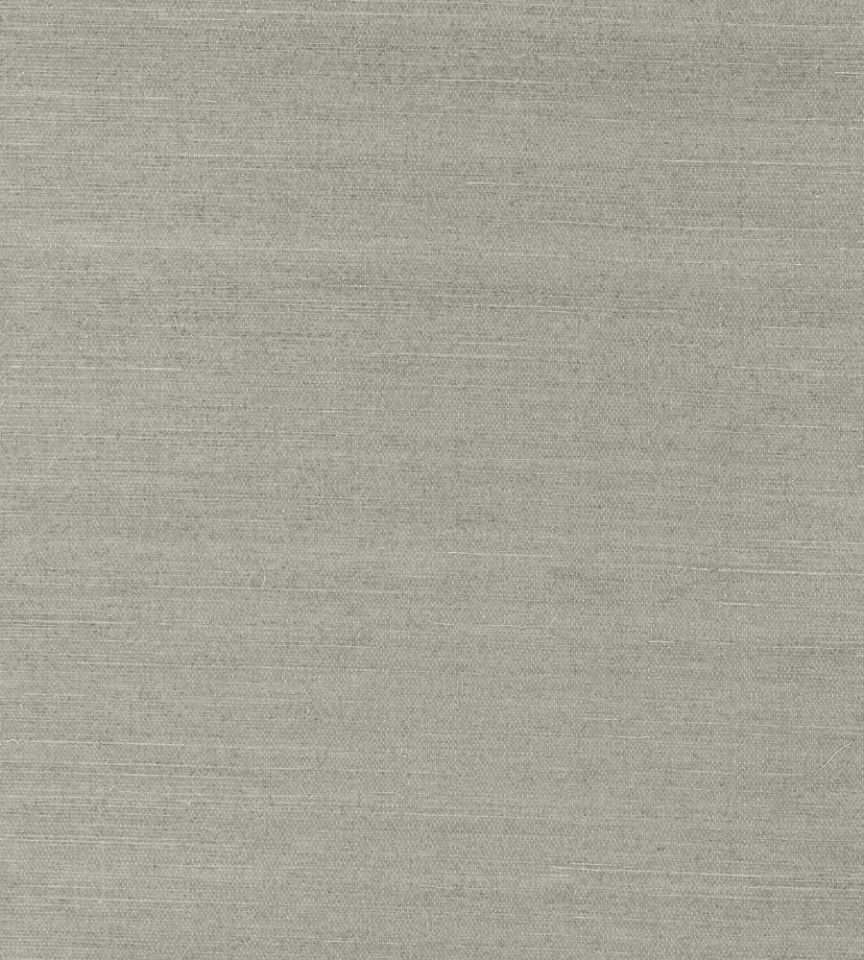 Shang Extra Fine Dark Grey Wallpaper Grasscloth