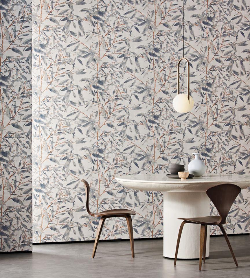 Sumba - Copper wallpaper | Japura | Romo