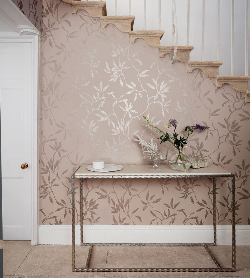 Sefina - Wild Rose wallpaper | Floris