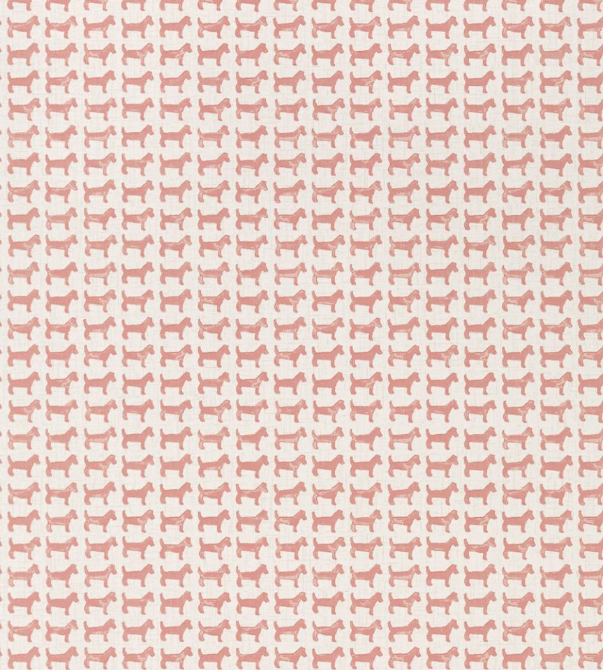 Baxter Pink Wallpaper Small Scale Anna French