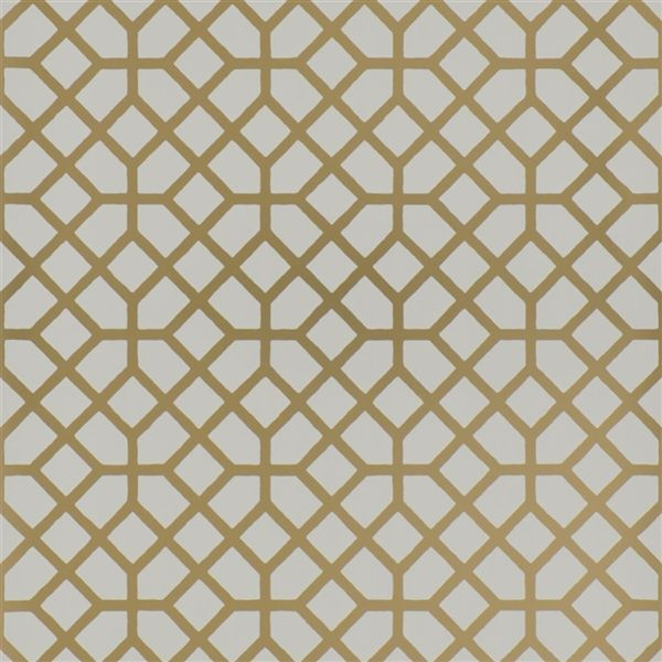 Pisani Copper wallpaper Contarini Wallpaper Designers Guild