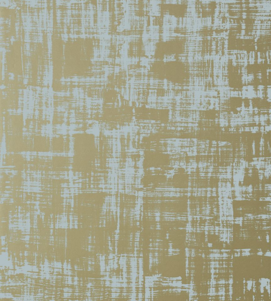 Braxton Texture Metallic On Aqua Wallpaper Seraphina Wallpaper Anna French