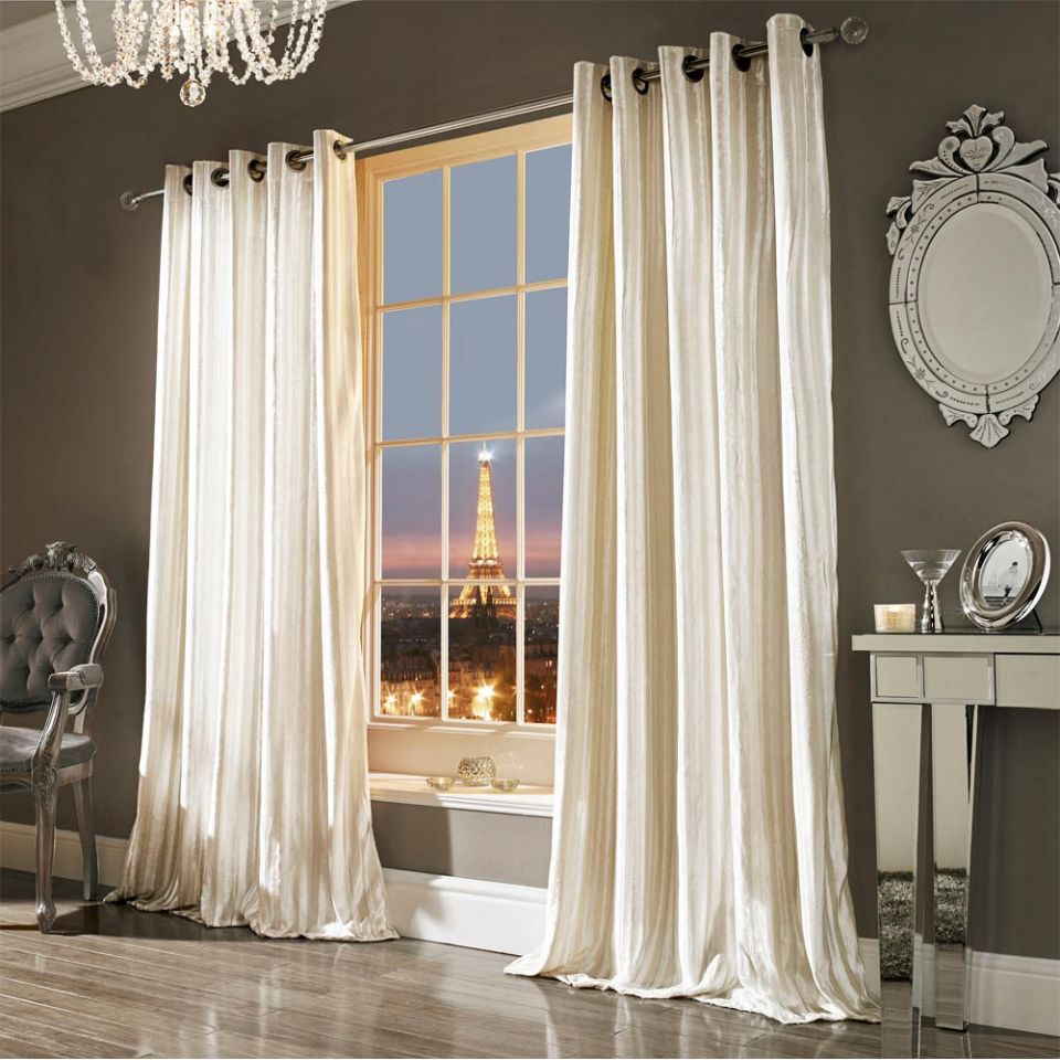 Iliana Oyster Curtains Ashley Wilde Ready Made Curtains